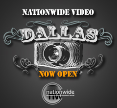 Nationwide Video - Dallas Office Now Open